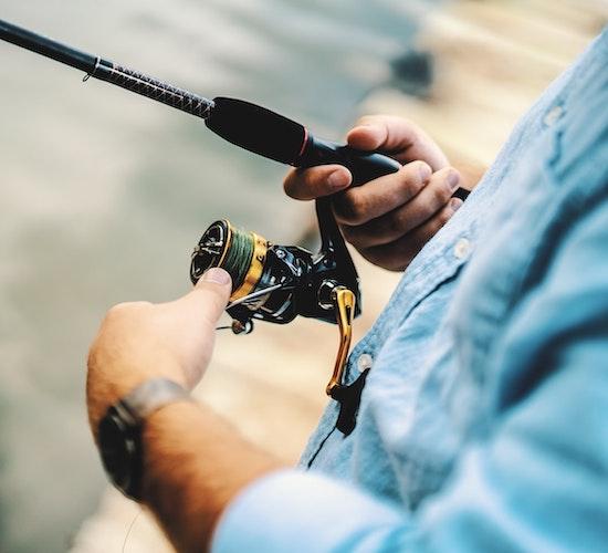 23spots Fishing Point